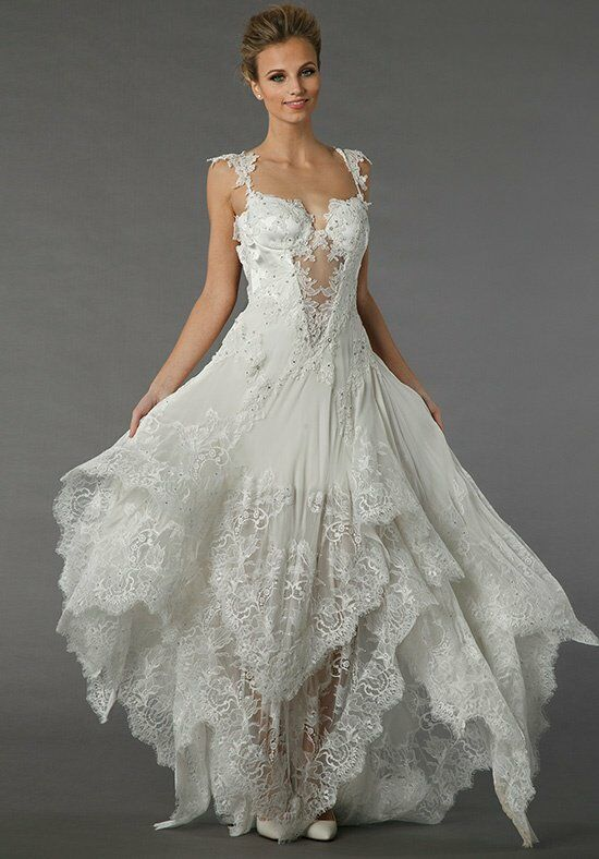 Wedding dresses kleinfeld pnina tornai wedding dresses for Rent a wedding dress nyc
