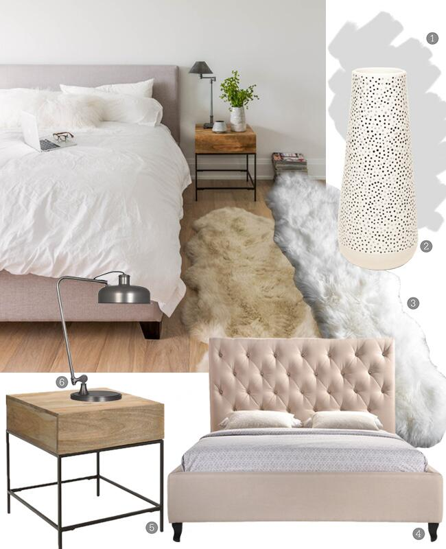 room envy cozy neutral bedroom. Room Envy  Get the Look of This Cozy Nordic Bedroom