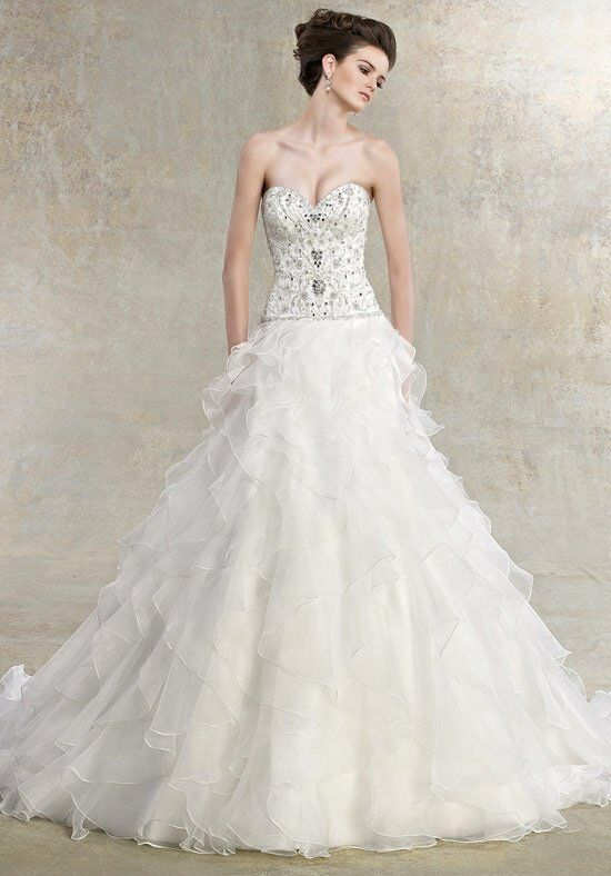 KITTYCHEN Chanel Wedding Dress