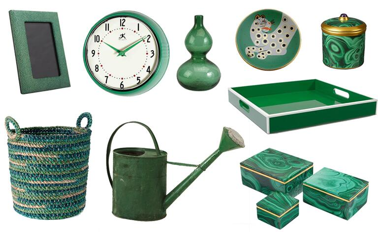 So I Like To Use Accessories And Textiles To Add Pops Of Emerald Throughout My Home The Look Is Fresh Not Overdone Check Out My Collection Of Favs And