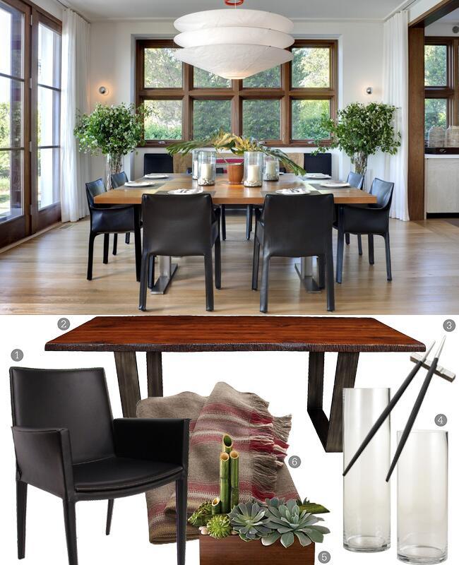 room envy: zen dining room