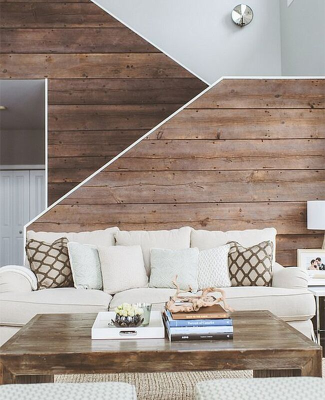 10 Rooms That Prove Wood Accent Walls Are Trending