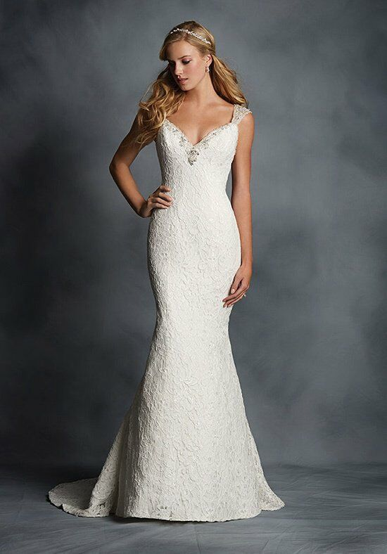 Alfred angelo signature bridal collection 2524 wedding for D angelo wedding dresses