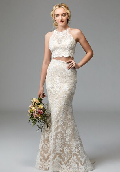 Halter wedding dresses junglespirit Image collections