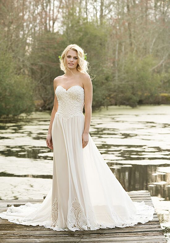Wedding Dresses Kearney Ne : Lillian west wedding dress the knot