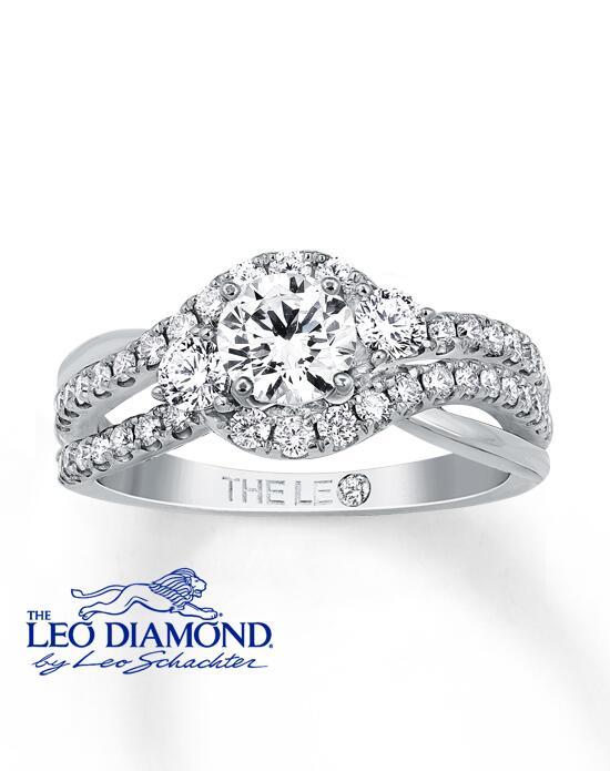 The Leo Diamond Engagement Rings