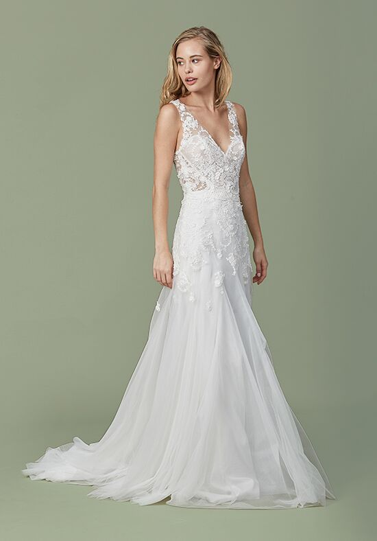 Christos Althea Wedding Dress