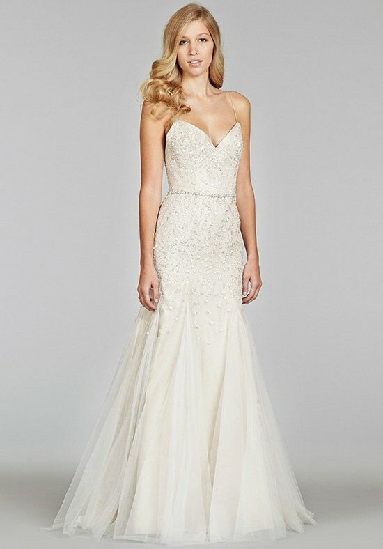 Jim hjelm 8400 wedding dress the knot for Wedding dresses the knot