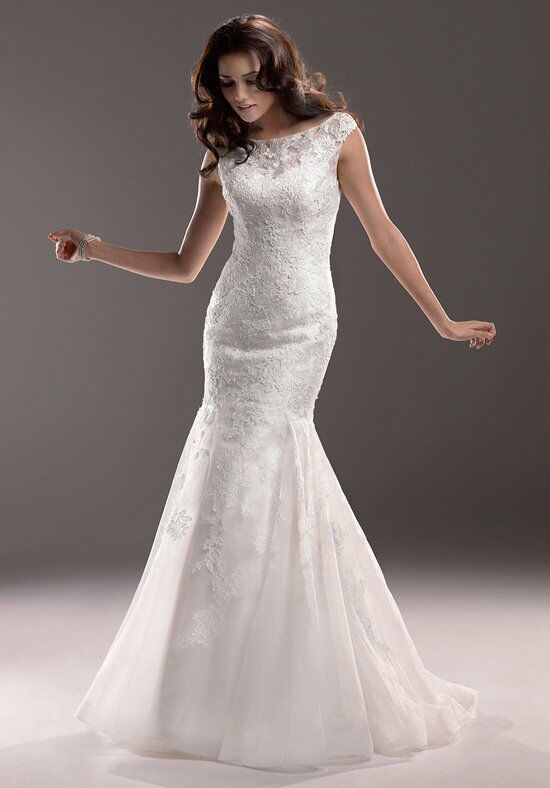 Maggie sottero raelynn wedding dress the knot for Wedding registry the knot