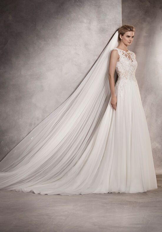 PRONOVIAS ATLANTIS Wedding Dress