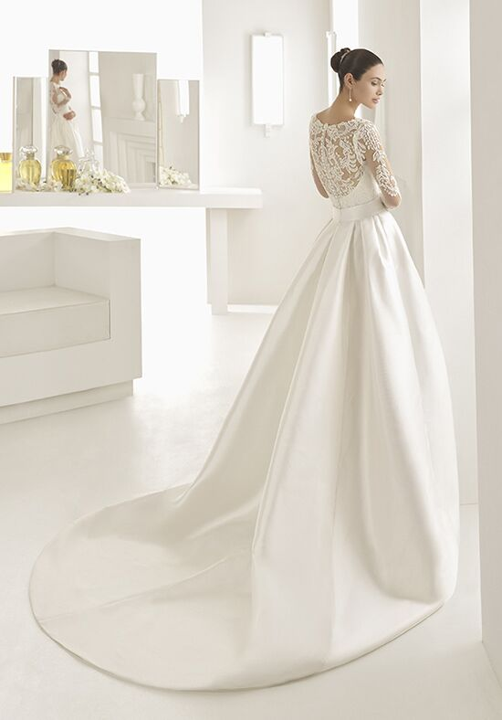 Rosa Clar Wedding Dresses