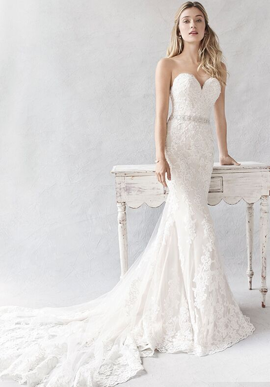 Kenneth winston ella rosa collection be377 wedding dress for Kenneth winston wedding dresses