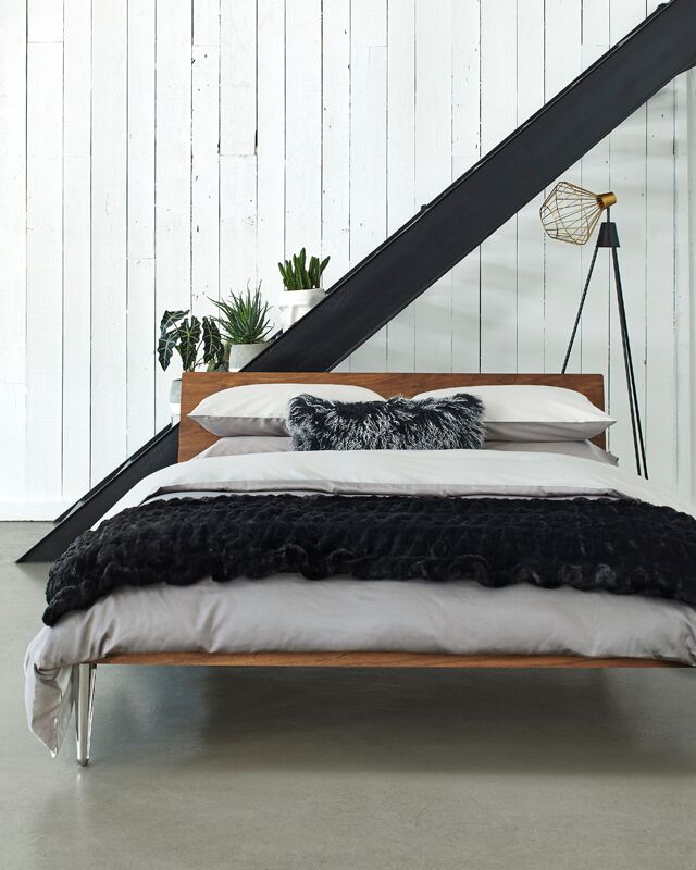 ... getting the best sleep you\u0027ve ever had on the comfiest and fluffiest bed you\u0027ve ever slept on. We sat down with her to get the scoop on this year\u0027s ... & The 2017 Bedroom Trend You Need to Know