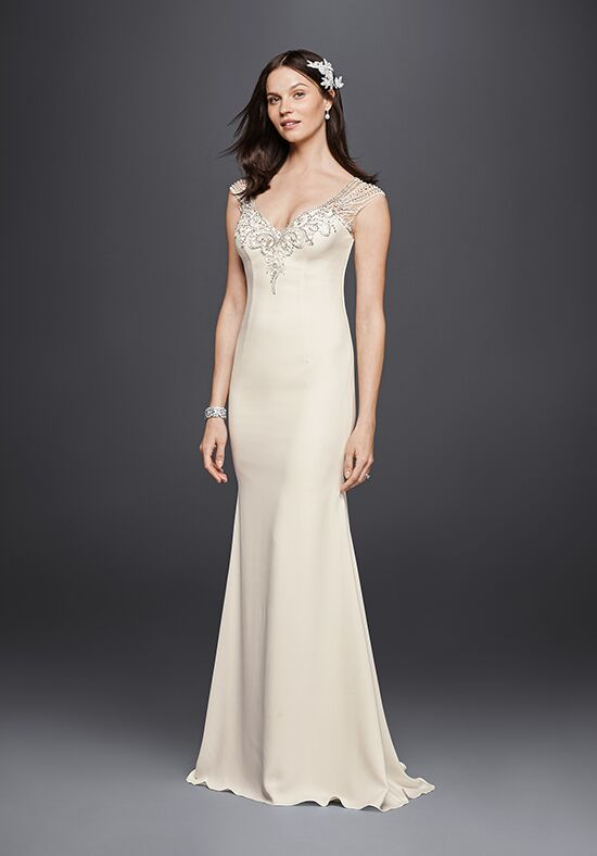 David S Bridal Galina Signature Style Swg752 Wedding Dress