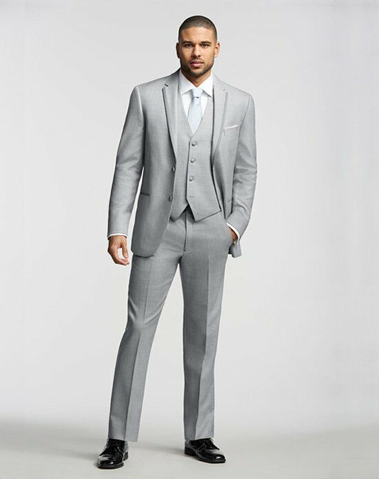 Gray Wedding Tuxedos   Suits