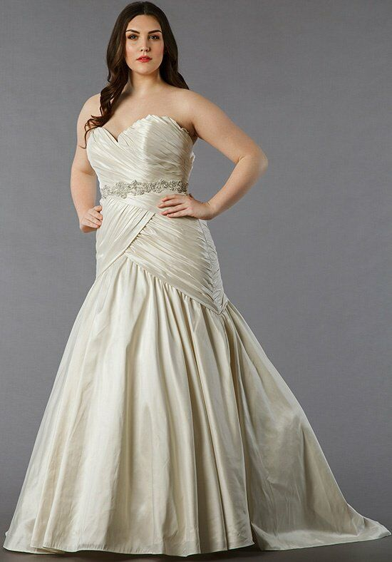 Dina Davos For Kleinfeld Kw108 Wedding Dress The Knot