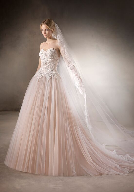 La sposa harper wedding dress the knot for La sposa wedding dress