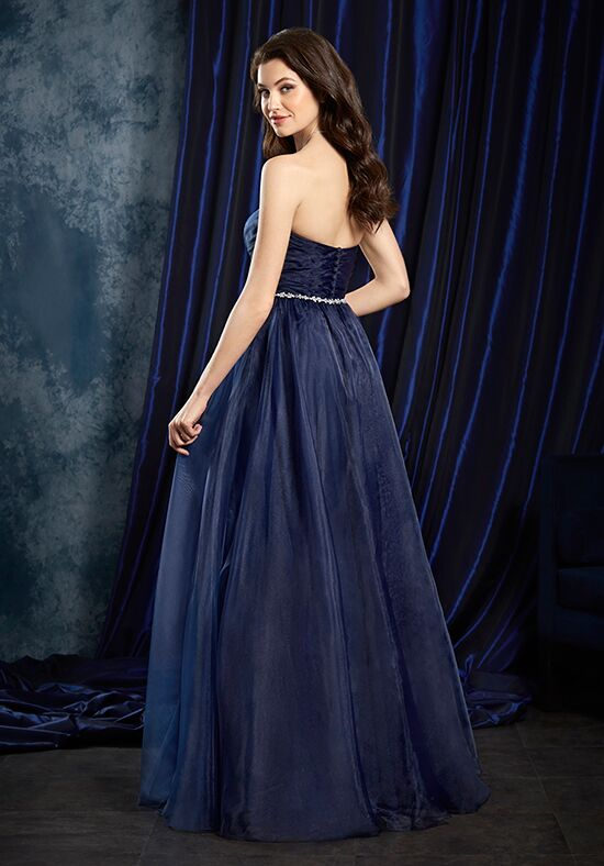 Alfred Angelo Sapphire Bridesmaid Collection 8117L Bridesmaid ...
