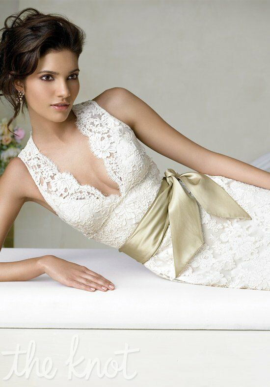 Jim hjelm jh8663 wedding dress the knot for The knot gift registry