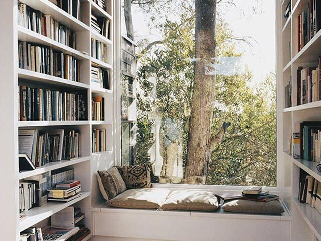 Home Librarys 11 home libraries that will inspire you to hit the books
