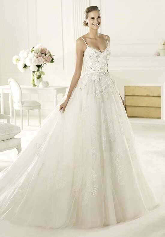 Elie By Elie Saab For Pronovias Dione Wedding Dress