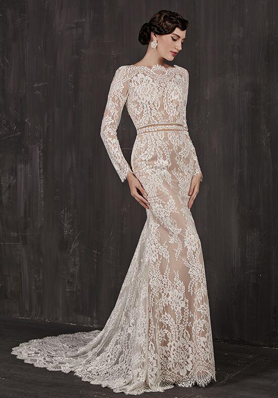Calla blanche 16109 nadine wedding dress the knot for Calla blanche wedding dress