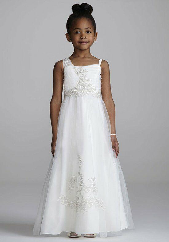 Flower Girl Jersey Davids Bridal : David s bridal flower girl fg dress the knot