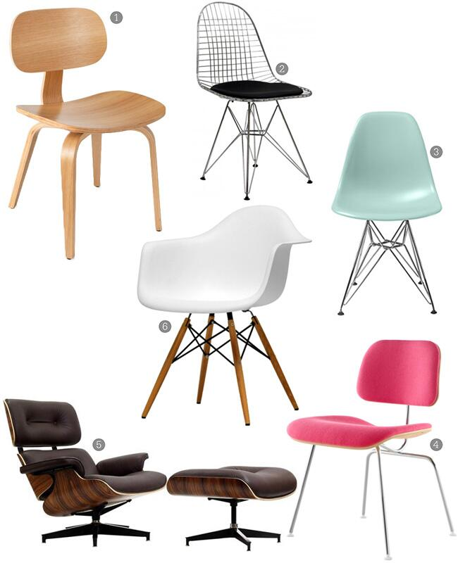 6 affordable eames chair ideas for your home