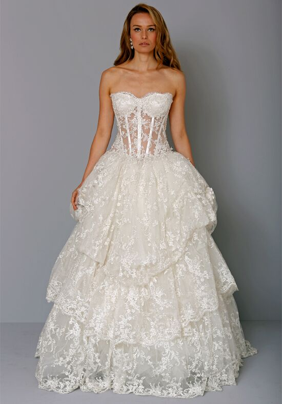 Pnina Tornai for Kleinfeld 4232 Wedding Dress - The Knot