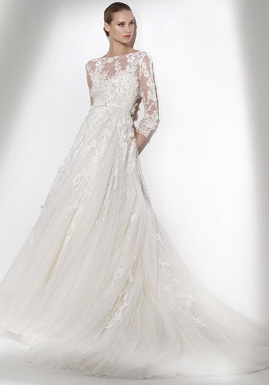 Elie By Elie Saab For Pronovias MAUI Wedding Dress