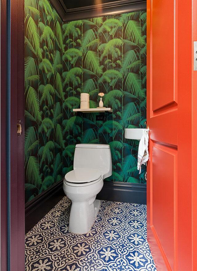 Sweeten Wallpaper Bathrooms
