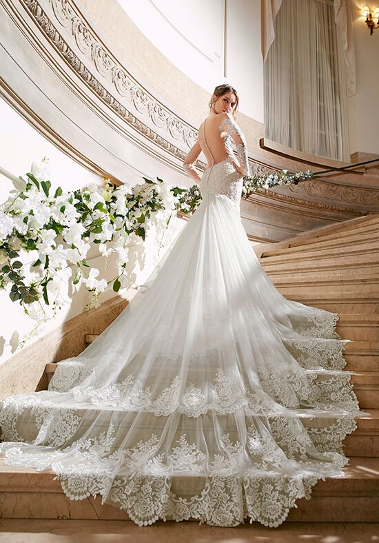 Couture Wedding Dresses Brigg : Moonlight couture h wedding dress the knot