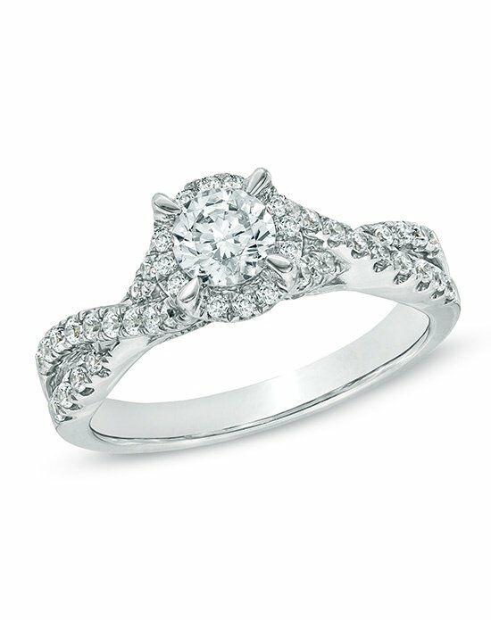 Celebration Diamond Collection at Zales Celebration 102 1 CT T W Diamond E