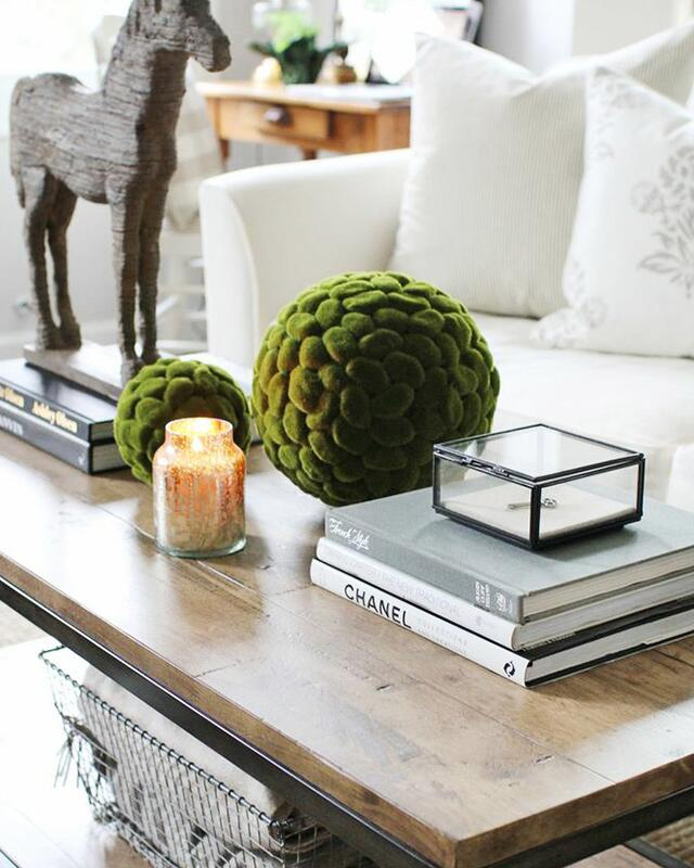 coffee table by The Everygirl.com