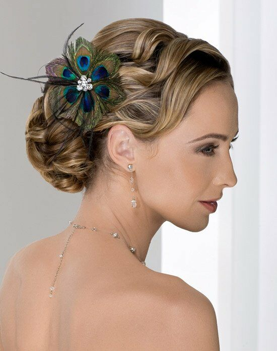Bel aire bridal 6252 wedding hair pin comb clip the knot for The knot gift registry