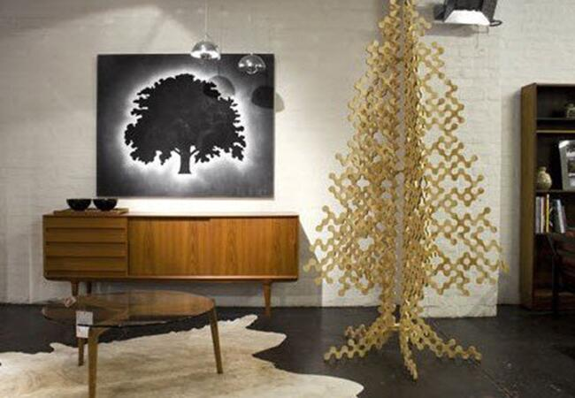 Non Traditional Christmas Tree.10 Alternatives To The Traditional Christmas Tree