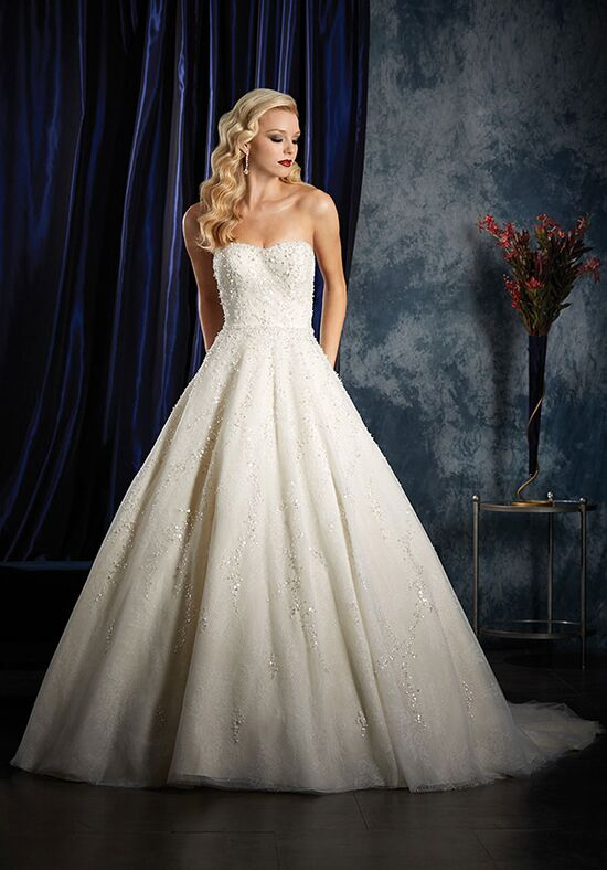 Alfred Angelo Sapphire Bridal Collection 995 Wedding Dress