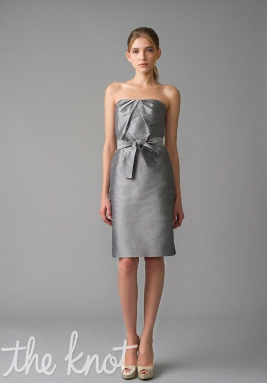Monique lhuillier bridesmaids 450004 bridesmaid dress for The knot gift registry