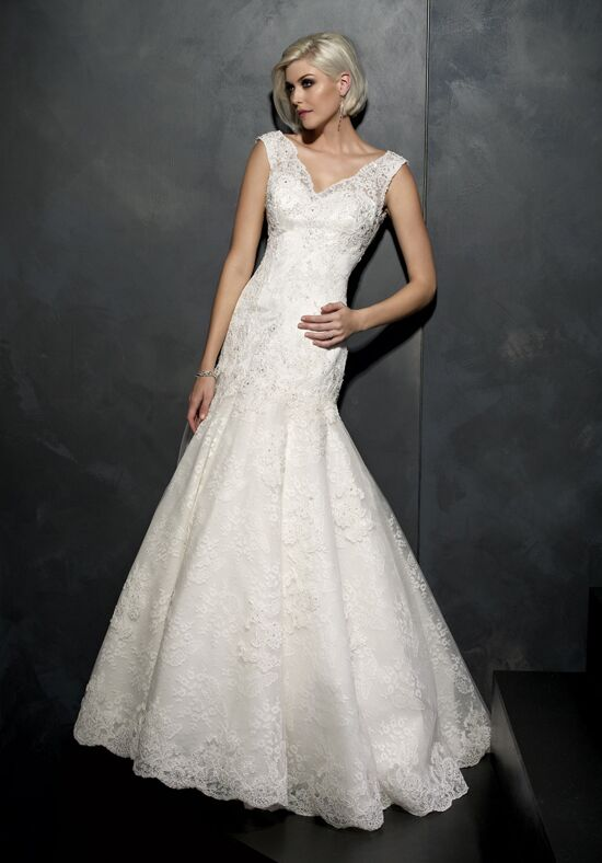 Kenneth winston 1521 wedding dress the knot for Wedding dresses the knot