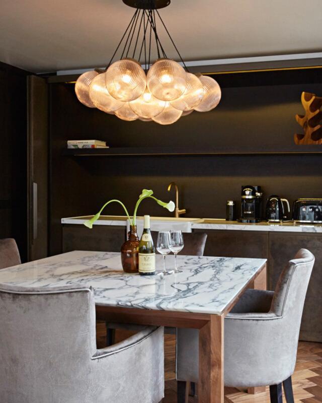 hilton london bankside dining penthouse