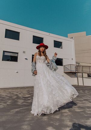 All Who Wander Rumur A-Line Wedding Dress