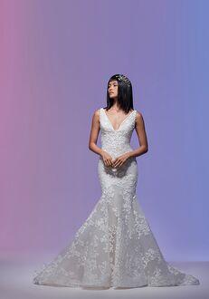Lazaro Vivien/32011 Mermaid Wedding Dress