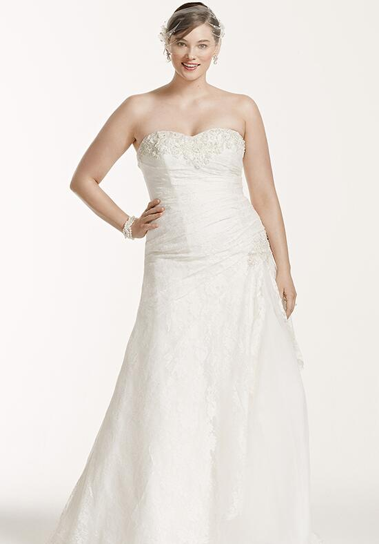 David's Bridal David's Bridal Woman Style 9YP3344 Wedding Dress photo