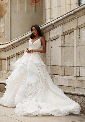 Lazaro Cheyenne Style 32105 Ball Gown Wedding Dress