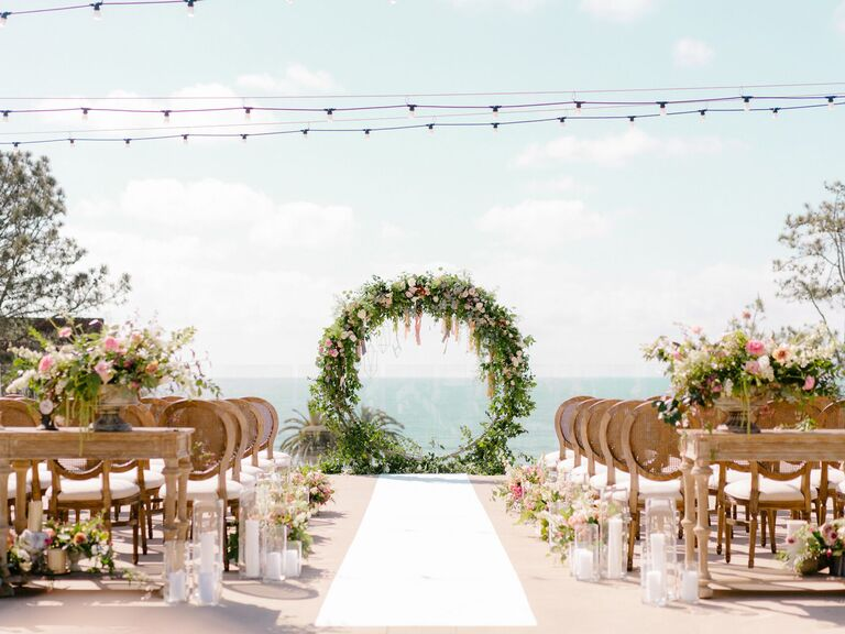 San Diego wedding venue Del Mar, California.