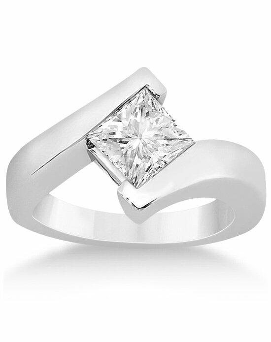 Allurez - Customized Rings U3320 Engagement Ring photo