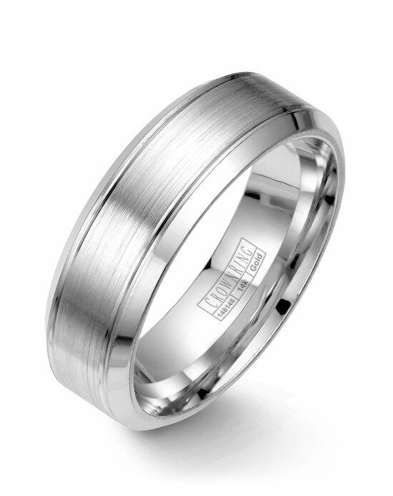 CrownRing WB-9089-M10 Wedding Ring photo