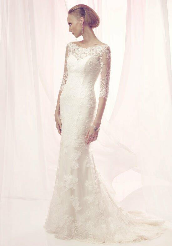Cb couture b094 wedding dress the knot for Cb couture wedding dresses