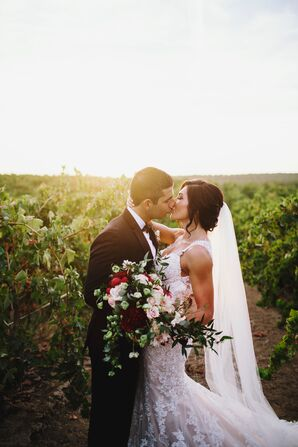 Romantic Ranch Wedding in California