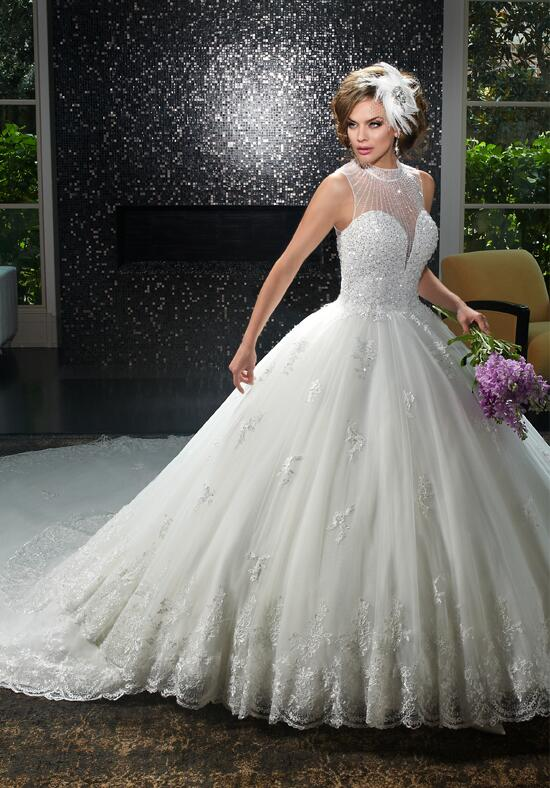 1 Wedding by Mary's Bridal 6404 Wedding Dress photo